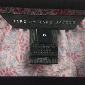 Marc By Marc Jacobs Tops - Marc by Marc Jacobs Ruffled Floral Top